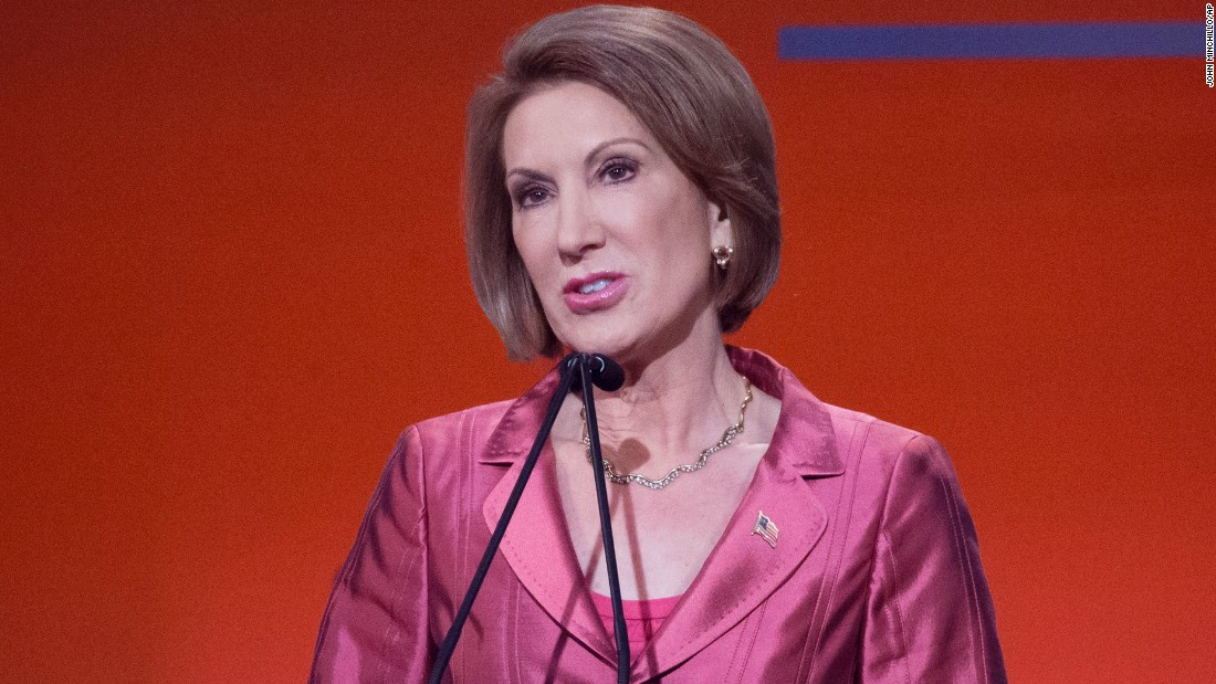 "Carly Fiorina, former Hewlett-Packard CEO, said during the debate,""Hillary Clinton lies about Benghazi, she lied about emails, she is still defending Planned Parenthood, and she is still her party's front-runner."" After the debate, Fiorina was the top-searched candidate on Google in more states than any of the other six early debate candidates."