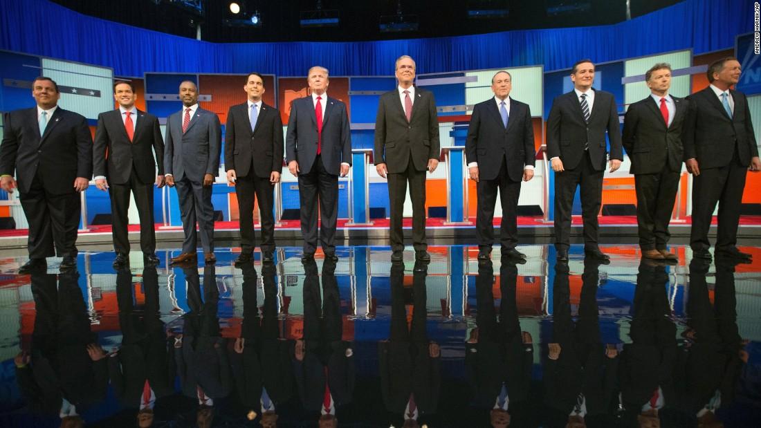 Republican presidential debate: 8 takeaways