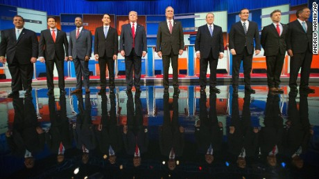 The main Republican presidential debate
