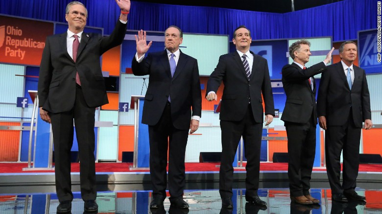 Top 5 Reality Checks from GOP Debate Night