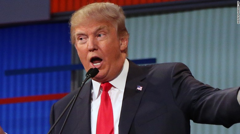Donald Trump refuses to take pledge at GOP debate