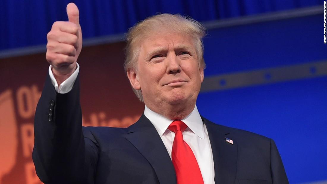 Donald Trump: No apology on 'blood' remark amid GOP backlash