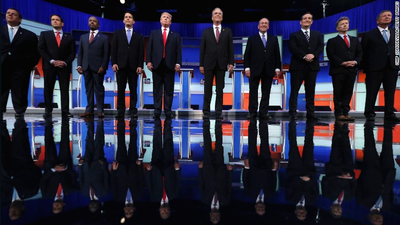 What questions will be asked in the next GOP debate?