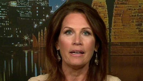 michele bachmann gop debate trump lemon intv ctn_00004502
