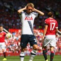 Eriksen miss, man u v spurs