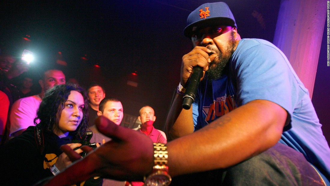 "Rapper <a href=""http://www.cnn.com/2015/08/09/entertainment/rapper-sean-price-dies-feat/index.html"" target=""_blank"">Sean Price</a>, half of the group Heltah Skeltah and a member of Boot Camp Clik, died August 8, record label Duck Down Music confirmed. He was 43. The cause of his death is not currently known, a statement said."