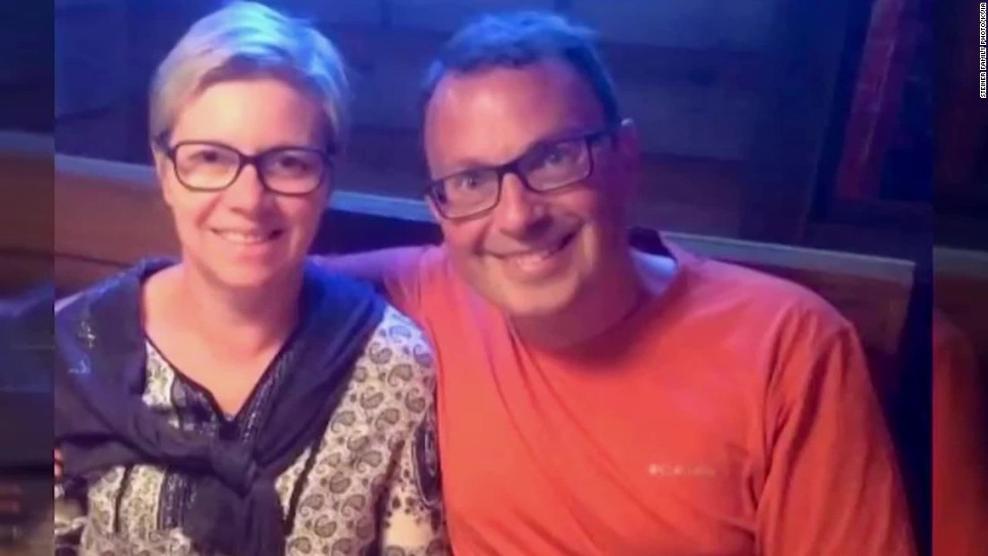 French couple dies in New Mexico desert; son survives
