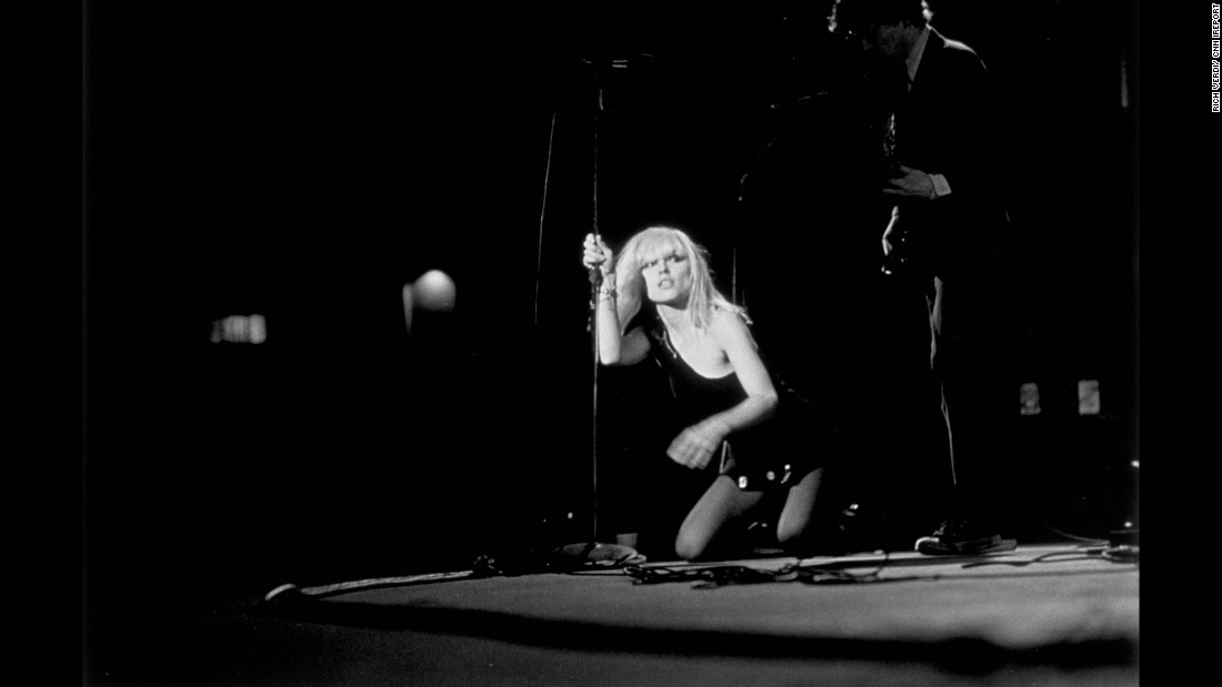 CBGB in New York was considered the birthplace of punk. Photographer Rich Verdi shot a number of images inside and around the legendary nightclub in 1977 and 1978 (including this shot of Blondie lead singer Debbie Harry), and shared them with CNN iReport.