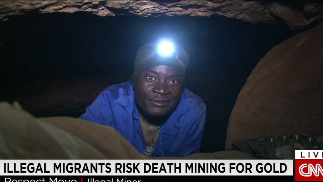 South Africa's zama zamas: Is this the world's worst job?