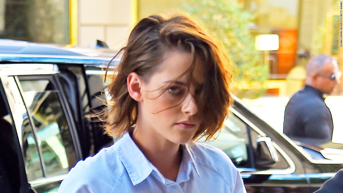 "Kristen Stewart is regularly mocked on celebrity websites for her serious expression. She told one interviewer: ""The whole smiling thing is weird because I actually smile a lot. ... I literally want to be like, 'Dude, you would think I was cool if you got to know me.'"""