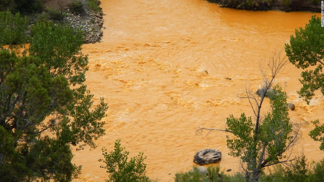Colorado health official: No river health risk