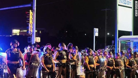 Is Ferguson policing for profit?
