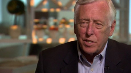 Hoyer: Voting against Iran deal would not be 'path to war'