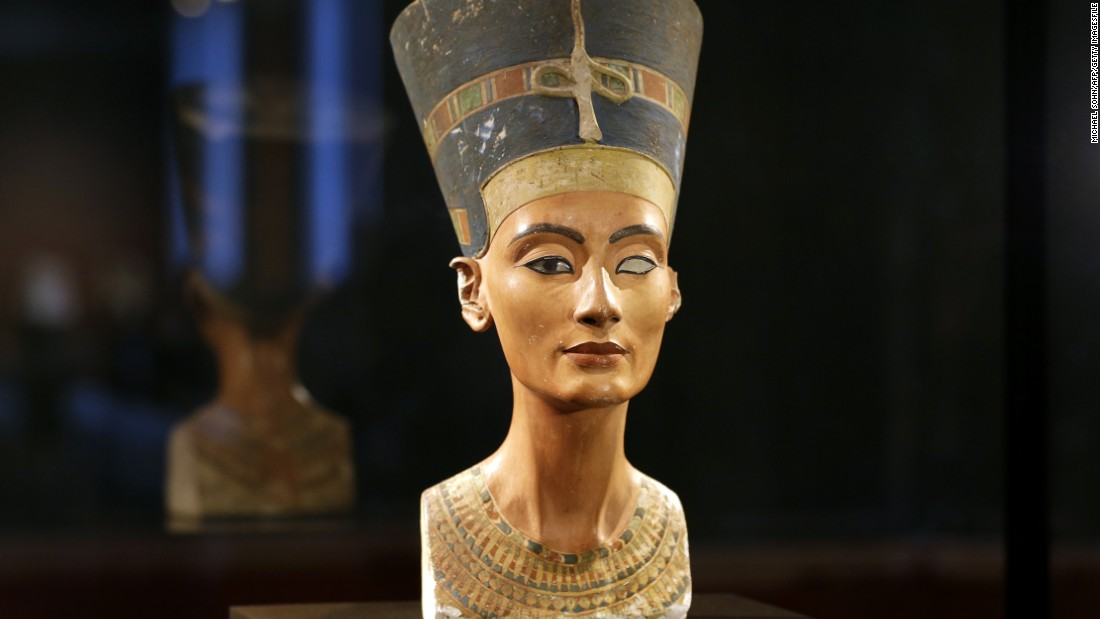 Search for Nefertiti's burial site given green light