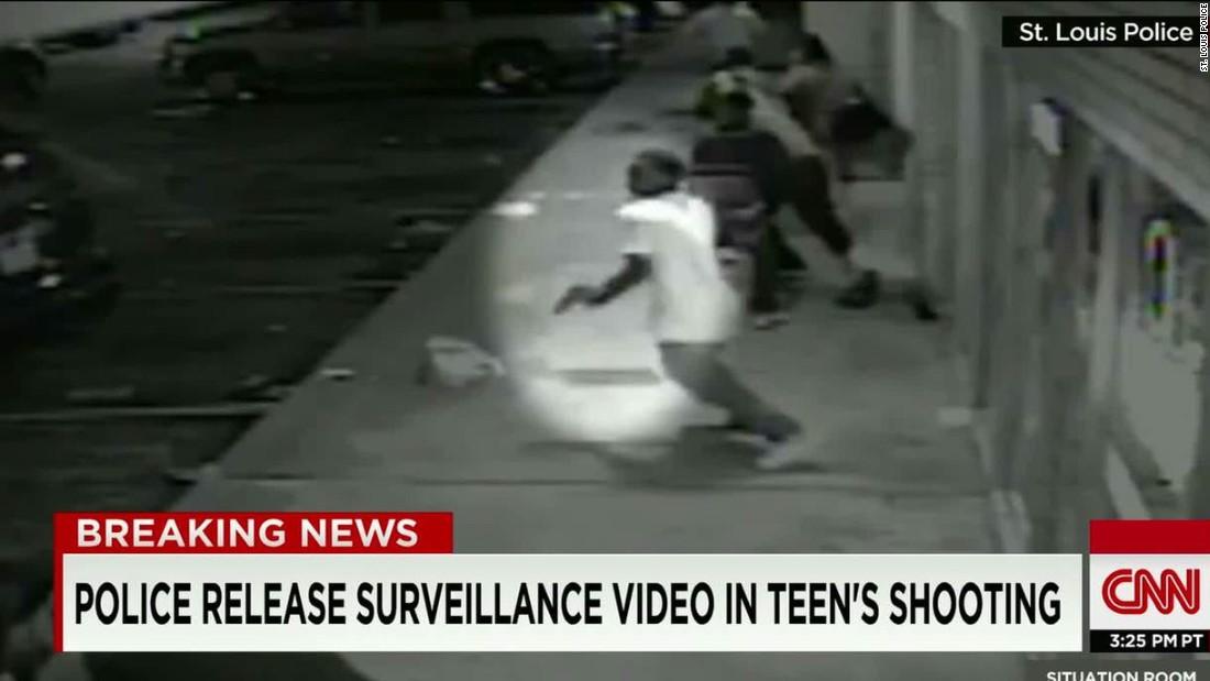 Police: Video shows Ferguson shooting suspect with gun