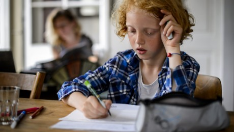 Study: Your kids are doing too much homework