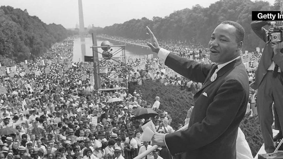 9 things about MLK's speech and the March on Washington