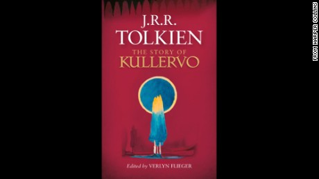 Tolkien's book will be published on August 27 in the UK.