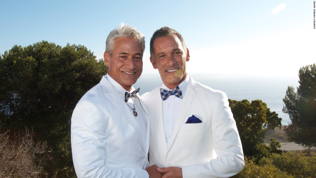 After Chaillot-Louganis met and started dating Olympic gold medalist Greg Louganis (left), life changed for the better.