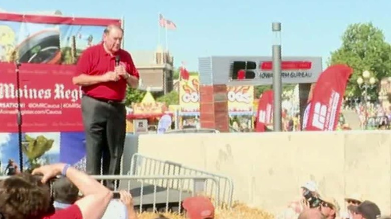 2016 candidates flock to Iowa State Fair