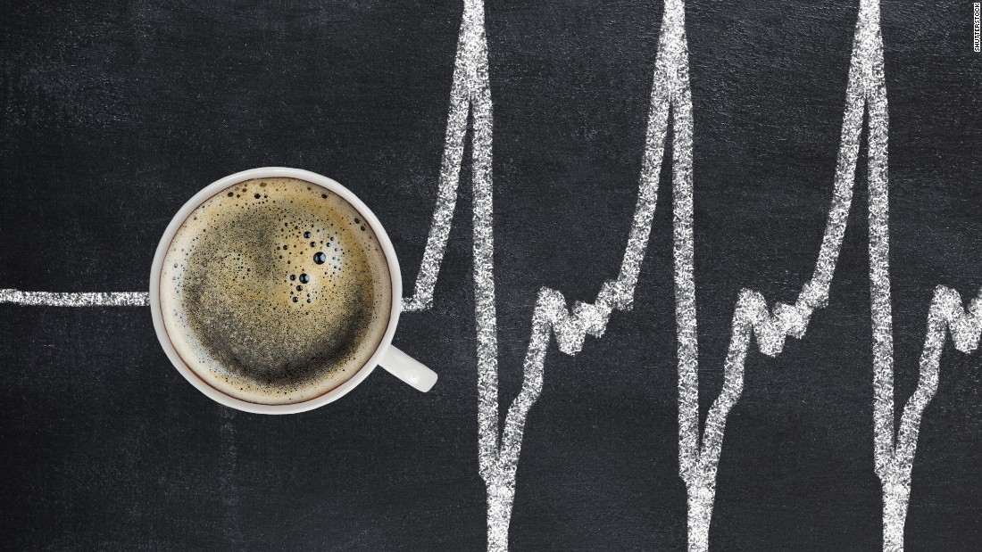 heavy coffee drinking benefits the heart