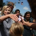 hillary clinton iowa state fair