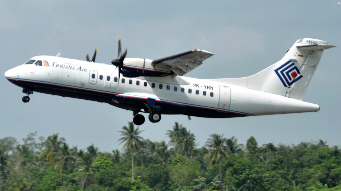 Indonesian plane crash: Debris spotted in mountains