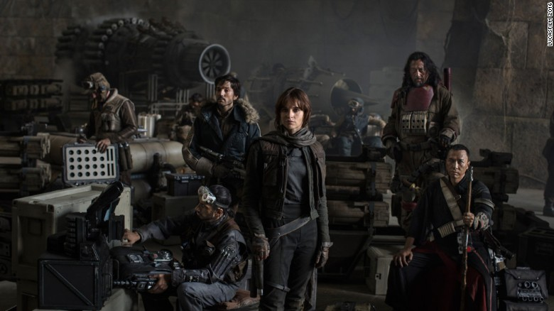 Will 'Rogue One' be a hit for Disney?