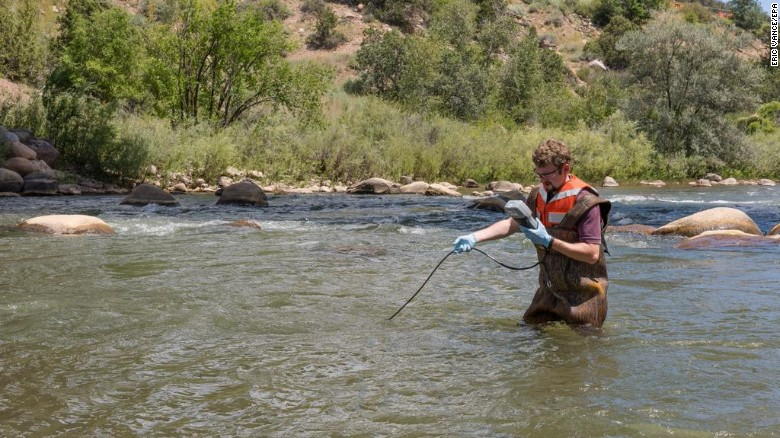 Animas River Spill Colorado
