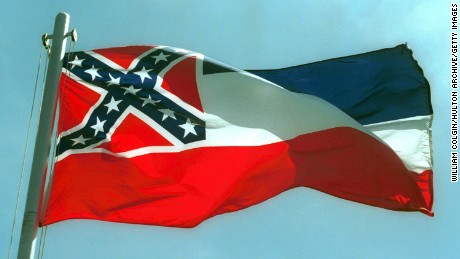 Ole Miss students want state flag taken down