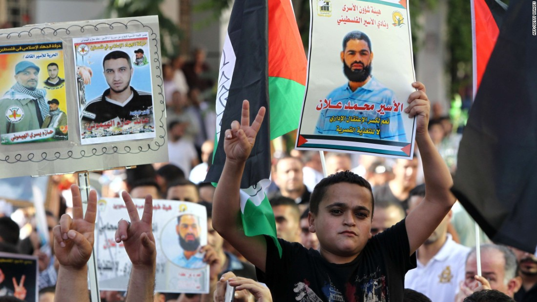 Lawyer on hunger strike becomes new face of Palestinian resistance