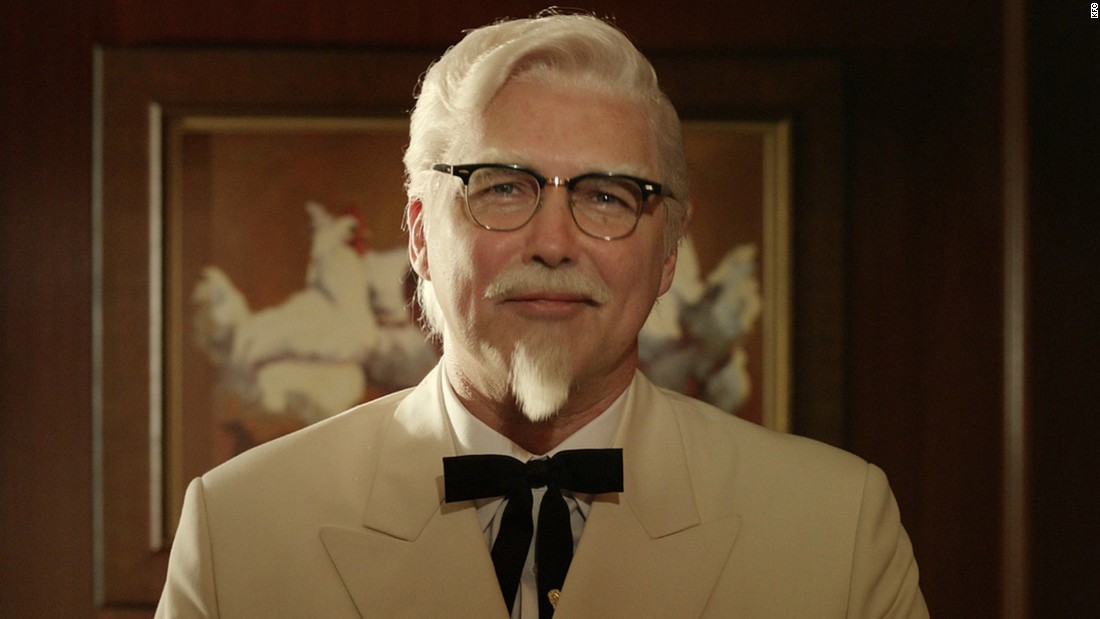 KFC has another new Colonel Sanders: Norm MacDonald