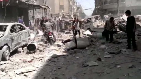 syrian bombing of civilians un reacts gorani intv_00010629