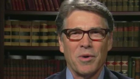 Is Rick Perry running out of money?