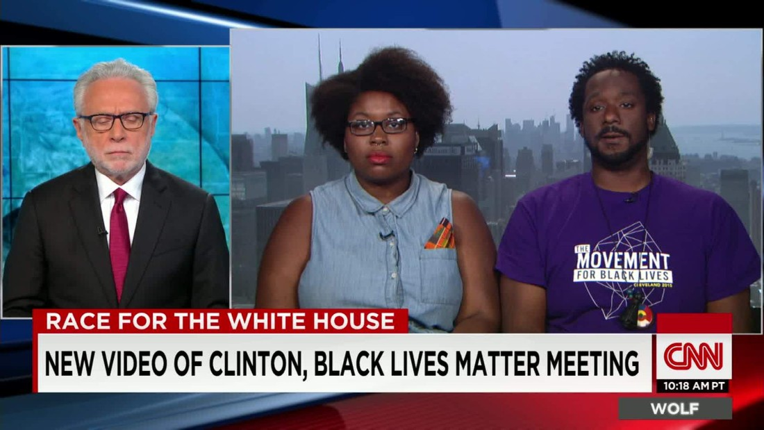 Hillary Clinton to hold meeting with black activists on Friday