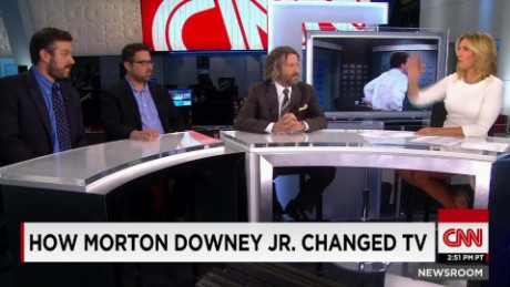 'Evocateur' documentary executive producers on how Morton Downey Jr. changed TV_00020605