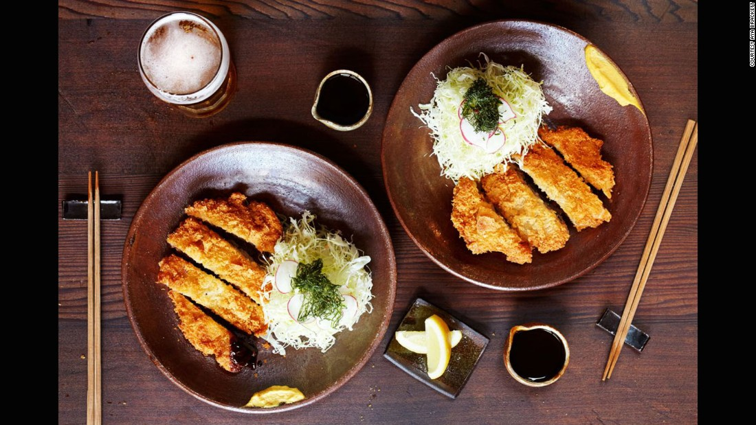 "<a href=""http://www.bonappetit.com/restaurants-travel/best-new-restaurants/article/rintaro-no-8?mbid=social_facebook"" target=""_blank"">Rintaro</a> is an izakaya (a Japanese pub) where the menu ""melds traditional Japanese technique with an almost maniacal dedication to California produce,"" Knowlton writes. <br />"