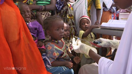 Nigeria's three-year milestone takes Africa towards polio eradication