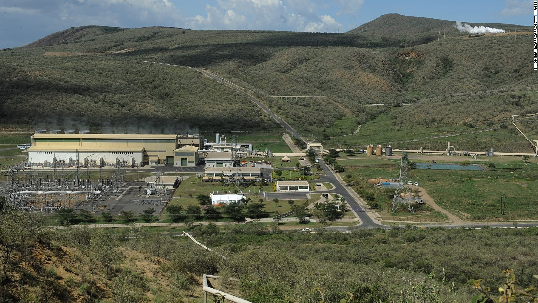 "The World Bank was so impressed by Kenya's roll-out of geothermal technology that it invested $400 million into furthering the country's green initiative. Over 280mW have been added to the grid by company KenGen's recent expansion -- lowering the price of electricity by 30% -- and there's <a href=""http://www.kengen.co.ke/documents/The%20Generator%20Q1%202015%20(00000002)%20amended.pdf"" target=""_blank"">plans for 1,015mW</a> of geothermal energy by 2018."