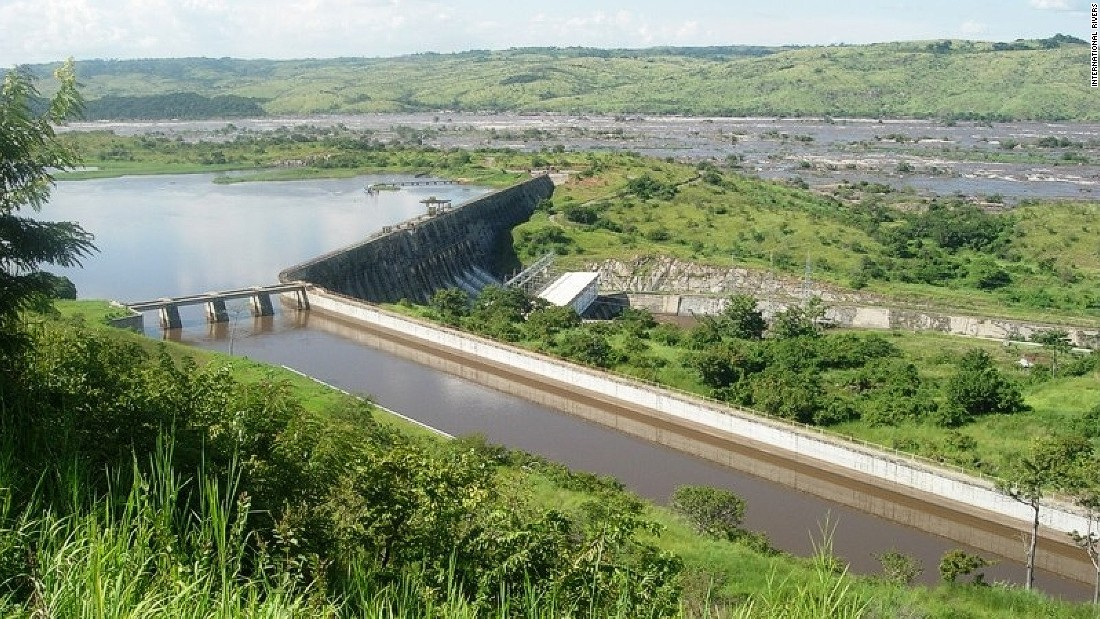 The long-mooted Inga Dam has been tied up in finance issues for a while. The planned hydroelectric damn would generate a vast amount of power, but the $80 billion projected cost has been a sticking point thus far.