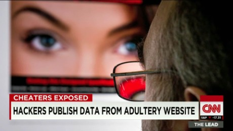 Hackers Publish Data From Adultery Website Lead Segall live_00002525