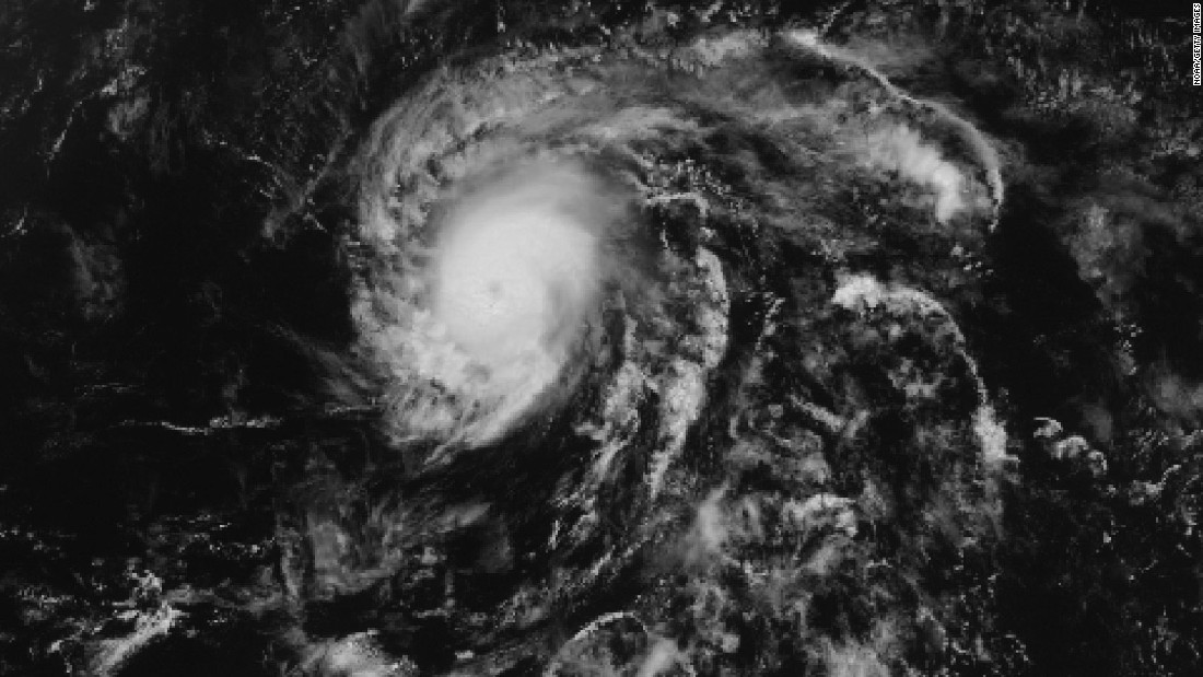 Hurricane Danny weakens to Category 2 storm