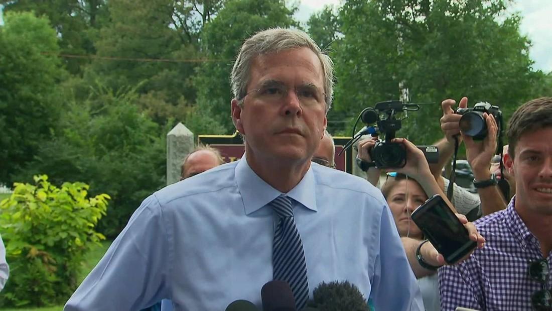 Hispanic Republicans defend Jeb Bush over 'anchor baby' ahead of border tour