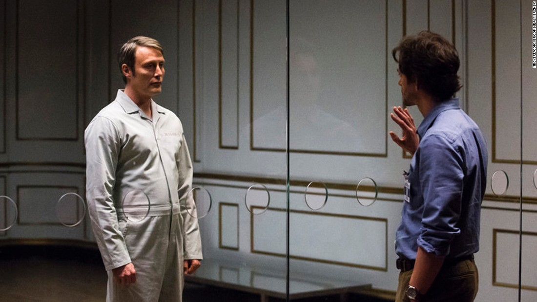 Is this the end for Hannibal Lecter? It's the end on NBC, when the network (and perhaps series) run ends at 10 p.m. ET Saturday.