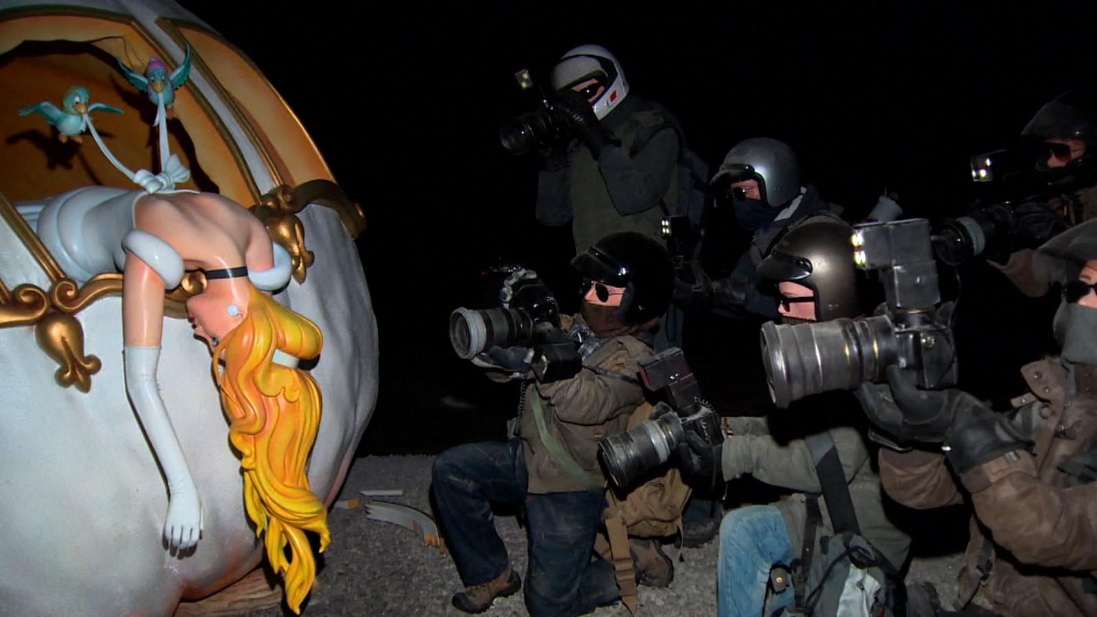 Dismaland: Banksy's grim new art theme park