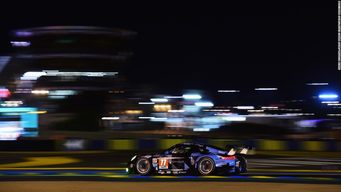 At Le Mans recently Dempsey achieved a major ambition by finishing second in the GTE-Am category with fellow American Patrick Long and Germany's Marco Seefried.