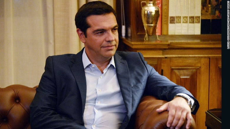 Greece's PM Tsipras resigns, calls for early elections