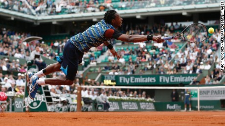 Gael Monfils: tennis' greatest entertainer