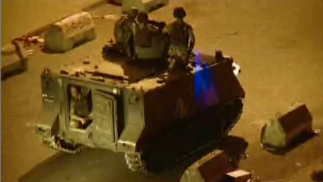 Army deployed in Beirut to quell anti-government riots