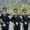 China military parade rehersal 14